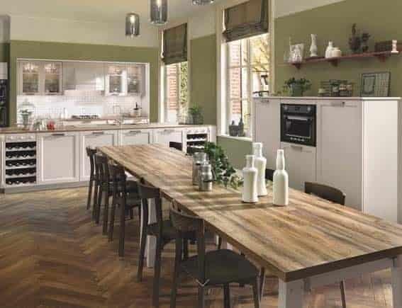 Une Cuisine Equipee Chez Brico Depot Cuisine Construction